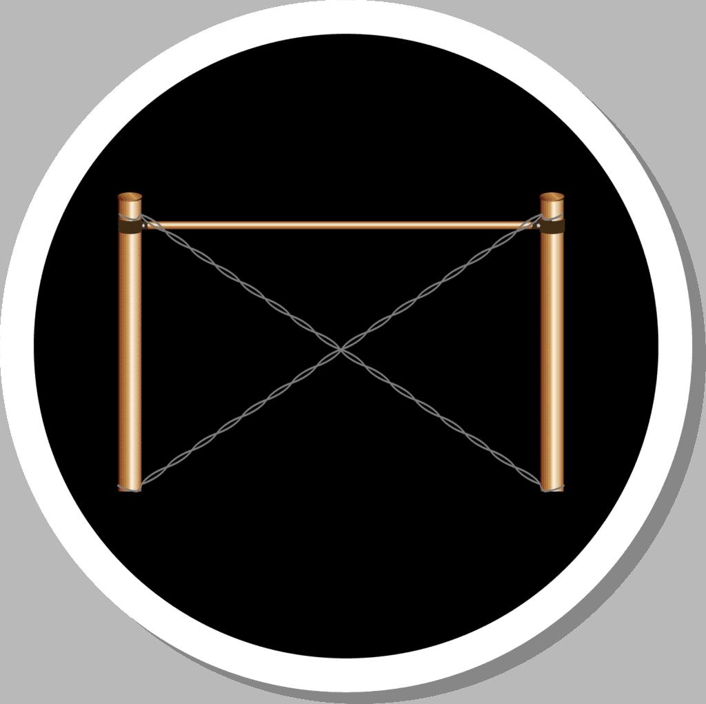 Icon แผงรับแรง รั้วตาข่าย