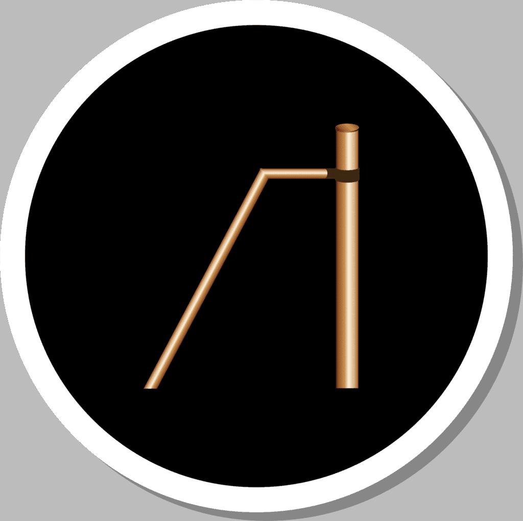 Icon เสารับแรง รั้วตาข่าย