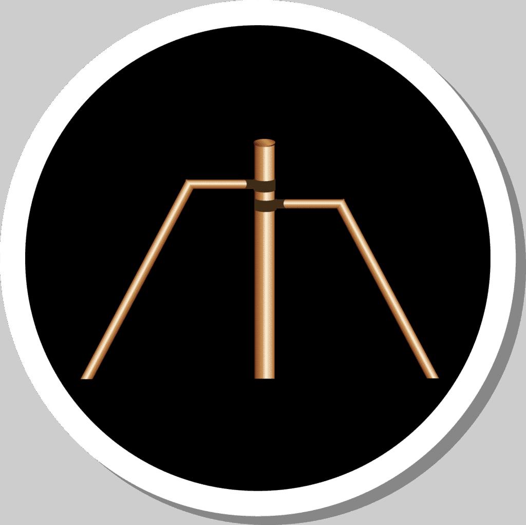 Icon เสารับแรงเข้ามุม รั้วตาข่าย