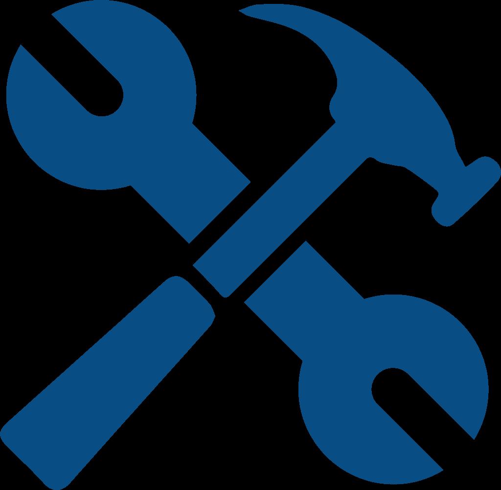 Icon ข้อดีรั้วตาข่ายถักปม ติดตั้งง่าย